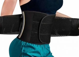 TrainingGirl Hourglass Waist Slimmer