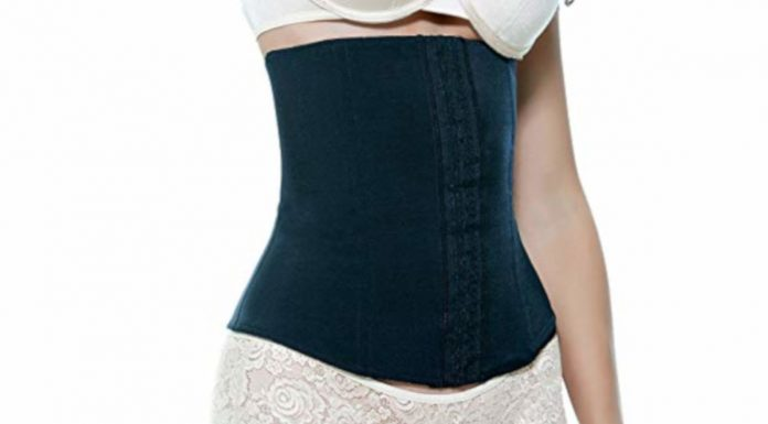 Vedette Valerie Firm Compression Waist Reducing Girdle 103